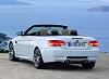 BMW M3 Convertible.