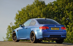 2009 BMW M3 Edition. Image by BMW.
