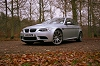 2008 BMW M3 saloon. Image by Kyle Fortune.