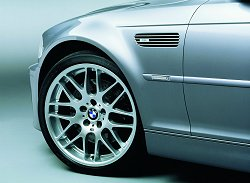 2004 BMW M3 CSL. Image by BMW.