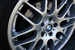 2004 BMW M3 CSL. Image by Shane O' Donoghue.
