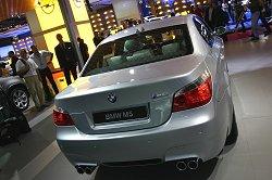 2004 BMW M5. Image by Shane O' Donoghue.