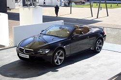 2006 BMW M6 Convertible. Image by Shane O' Donoghue.