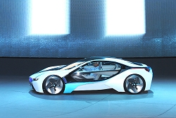 2009 BMW Vision EfficientDynamics concept. Image by United Pictures.
