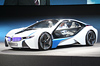 2009 BMW Vision EfficientDynamics concept.