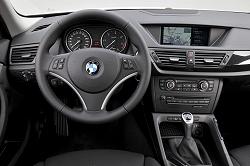2009 BMW X1. Image by BMW.