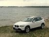 2009 BMW X1. Image by Mark Nichol.
