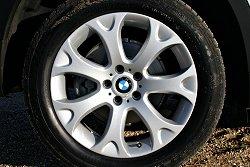 2007 BMW X5. Image by Will Nightingale.