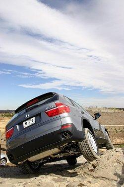 2007 BMW X5. Image by Shane O' Donoghue.
