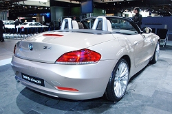 2009 BMW Z4. Image by United Pictures.