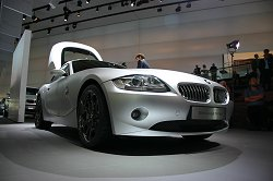 2005 BMW Z4 Coupe Concept. Image by Shane O' Donoghue.