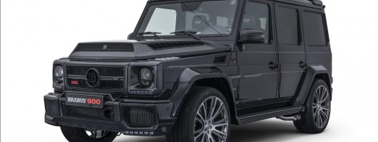 Brabus builds the craziest G-Wagen of all. Image by Brabus.