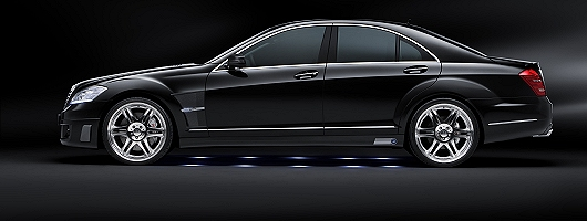 Brabus unleashes 211mph S-Class. Image by Brabus.