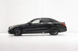 2016 Mercedes-AMG C 450 4Matic by Brabus. Image by Brabus.