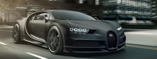 Two Chiron Noire editions crank up Bugatti's exclusivity. Image by Bugatti.