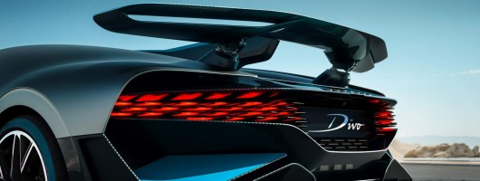 Bugatti's Divo is a slower, sharper Chiron. Image by Bugatti.