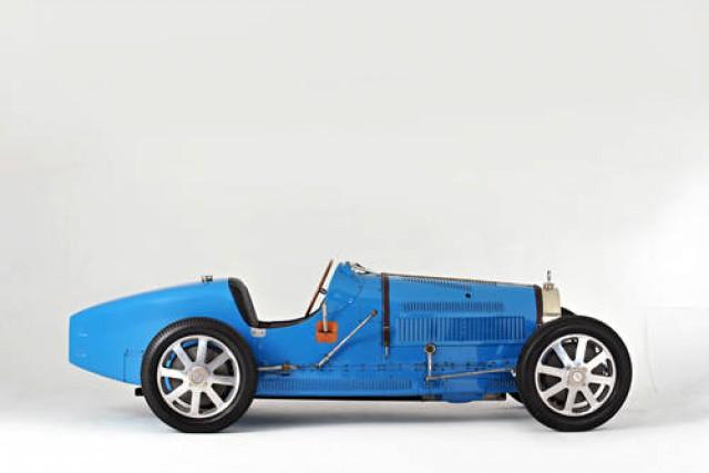£60 Bugatti sells for £430,000. Image by Bugatti.