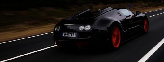 Bugatti's latest speed record. Image by Bugatti.