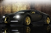 Mansory's gilded Bugatti. Image by Mansory.