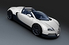 Limited edition Veyron for Shanghai. Image by Bugatti.