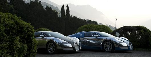 Bugatti's £4m birthday present. Image by Bugatti.