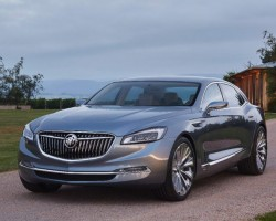 2015 Buick Avenir concept. Image by Buick.