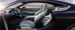 2016 Buick Avista concept. Image by Buick.