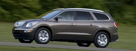 2007 Buick Enclave. Image by Buick.