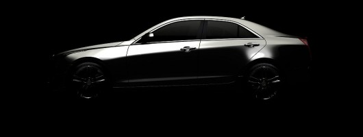 Cadillac to make new 3 Series rival. Image by Cadillac.