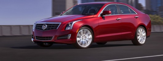 Gallery: Cadillac's new 3 Series rival. Image by Cadillac.