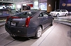 2010 Cadillac CTS-V Coupé. Image by headlineauto.