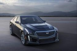2015 Cadillac CTS-V. Image by Cadillac.