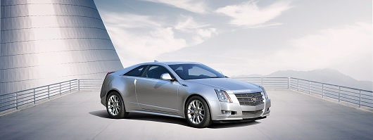 Cadillac CTS Coupé due in LA. Image by Cadillac.