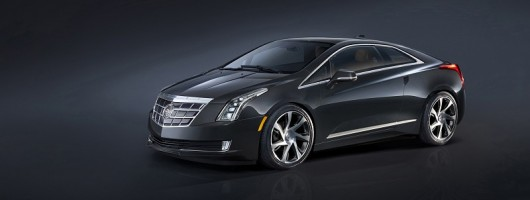 Cadillac's new EV revealed. Image by Cadillac.
