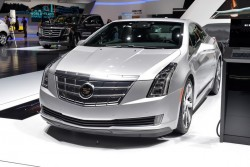2014 Cadillac at Geneva. Image by Newspress.