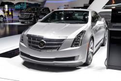 2014 Cadillac at Geneva. Image by Newspress.