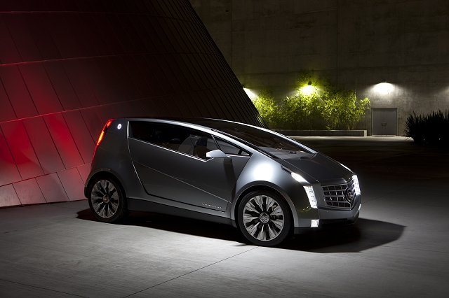 Cadillac unveils MINI rival in LA. Image by Cadillac.