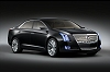 Detroit Auto Show: Cadillac XTS Concept. Image by Cadillac.