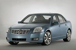2005 Cadillac BLS. Image by Cadillac.