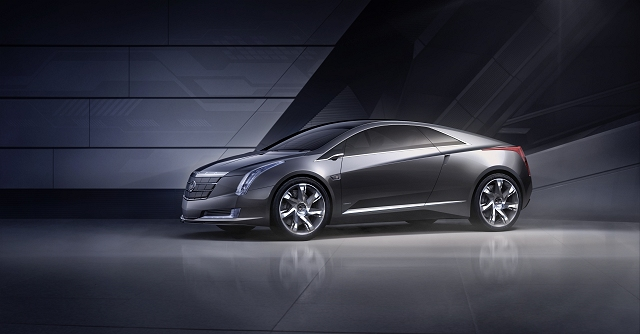 Cadillac Converj at Cobo. Image by Cadillac.
