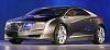 2009 Cadillac Converj concept. Image by Cadillac.