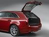2009 Cadillac CTS Sport Wagon. Image by Cadillac.