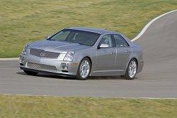 2005 Cadillac STS-V. Image by Cadillac.