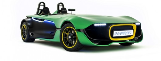 Caterham reveals its future. Image by Caterham.