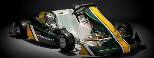 Caterham launches kart racing series. Image by Caterham.