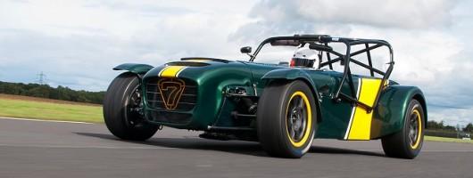 New Caterham R600 Superlight racer. Image by Caterham.