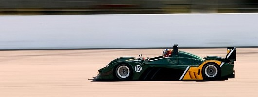 First drive: Caterham SP/300.R. Image by Lyndon McNeill.