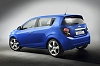 New Chevrolet Aveo for Paris. Image by Chevrolet.