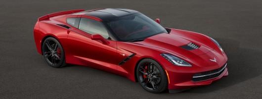 Corvette Stingray returns. Image by Chevrolet.