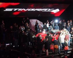 2013 Detroit Auto Show. Image by Newspress.